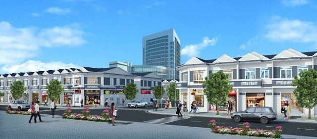 mua bán đất nền Bến Cát Center City 2